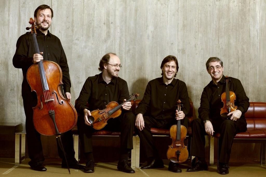 Das Borodin-Quartett
