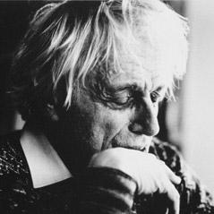 György Ligeti hat sich innerlich immer weiter entwickelt.